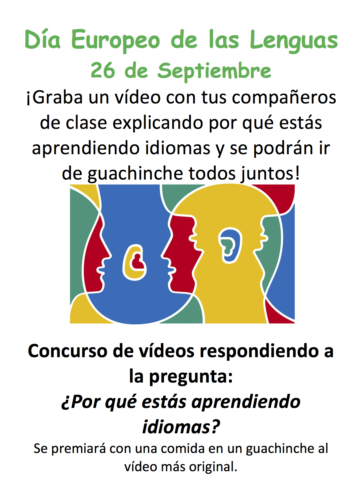 día europeo de las lenguas_concurso vídeo